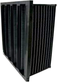 Filtre charbon actif F7
