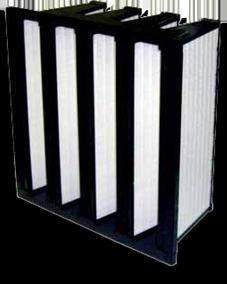 Filtre Opa multidièdre M5 à F9