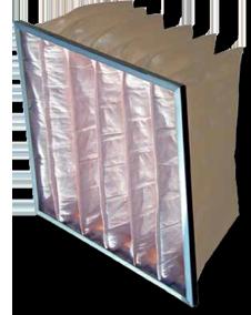 Filtre à poche M5 pour air conditionné